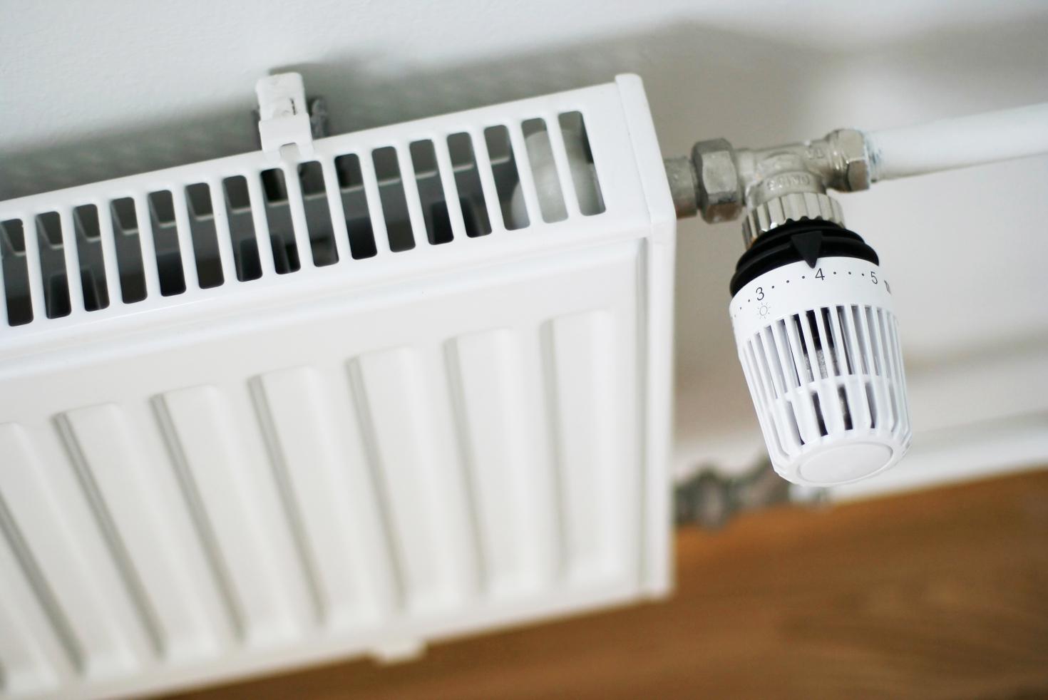 Uw centrale verwarming verzekerd